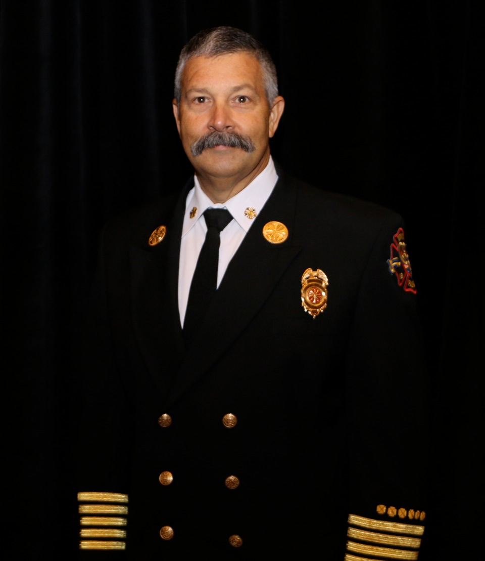 Chief Darrel Donatto