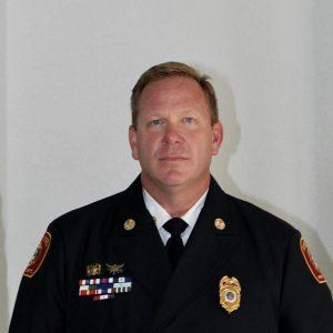 Chief Trevor Steedman