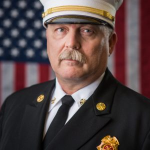 Chief James B. Trube