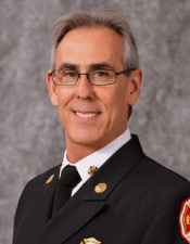 Chief Keith Bryer