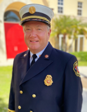 Chief Keith Tomey