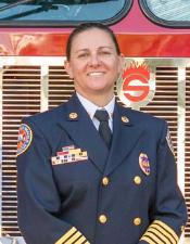 Chief Diana Matty